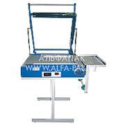 Альфапак-370НМ упаковочный термонож запайщик фото