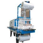 ТПЦ АП-550П промышленный термоусадочный полуавтомат. фото