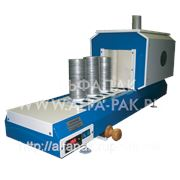 Альфапак-450КМ аппарат для упаковки крышек. фото