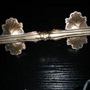 Ручки для гробов саркофажные с резьбой фото