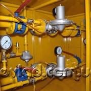 Шкафный газораспределительный пункт ШГРП (ГРП, ШРП) с двумя линиями редуцирования фото