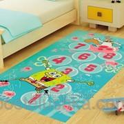 Коврик в детскую комнату Confetti Sponge Bob SekSek 100*200 фото