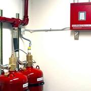 Проектирование, монтаж и обслуживание систем аэрозольного пожаротушения фото