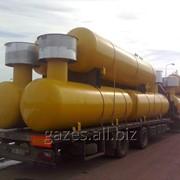 Резервуары (емкости) для СУГ от 2,7-100м3 фото
