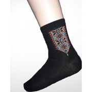Шкарпетки вишиті чоловічі 3684 фото