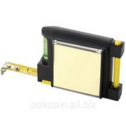 Измерительный инструмент с блокнотом фото