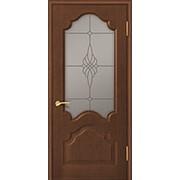 Дверь межкомнатная Верона остекленная фото