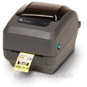 Принтер этикеток Zebra GK420t фото