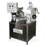 Дозировочно-упаковочный автомат карусельного типа (с объемом дозирования до 3000 мл, диаметр тары 190 мм) фото
