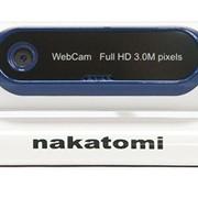 Комплект акустический для домашнего кинотеатра Nakatomi WC-V3000 white-blue фото