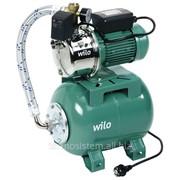 Самовсасывающая установка водоснабжения Wilo Jet HWJ фото