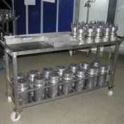 Металлоконструкции для молочной промышленности фото