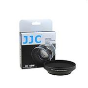 Бленда JJC LN-62W (O62mm Wide Angle Lens Hood) Metal (for Sony, Minolta) 2398 фото