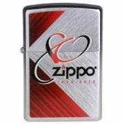 Зажигалка Zippo 80th Anniversary Herringbone Sweep фото