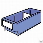 Лоток пластиковый для склада 9101.760.624 Размер: 300х115х100 мм фото
