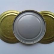 Крышка для консервирования (закаточная) СКО I-82 фото
