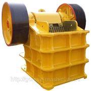 Дробилка щековая СМД-110А фото