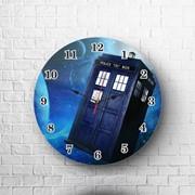 Часы Доктор Кто, Doctor Who №1 фото
