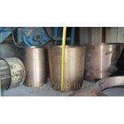 Комплект втулок и сферический попятьник 1-112909 в сборе на КСД (КМД) -1200 фото