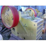 Щековая дробилка СМ-741 фото