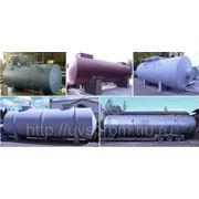 Резервуары стальные фото