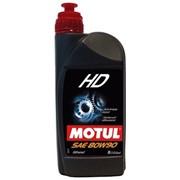 Трансмиссионное масло MOTUL HD 80W90 для КПП и гипоидных мостов без автоблокировки и систем ограниченного скольжения фото