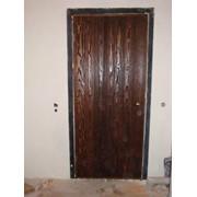 Окосячка дверей фото