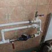 Монтаж систем водоснабжения и водоотведения. Донецк и область фото