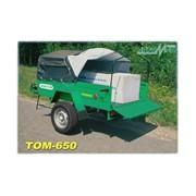 Прицеп легковой ТОМ-650 фото