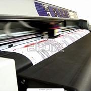 Листовая печать фото