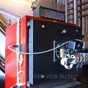 Котел Riello RTQ c горелкой EnergyLogic 146 кВт фото