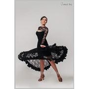Платье для бальных танцев фото