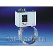Реле температуры типа KP Danfoss Холодильная автоматика фото
