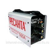 Инверторный сварочный аппарат Ресанта САИ 160 фото
