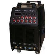 Аргонодуговой аппарат инверторного типа ПРОФИ TIG 315Pulse AC/DC фото