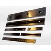 Ножи для гильотины изготовление, шлифовка до 2000мм фото
