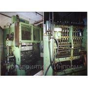 Пресс-автомат многопозиционный Platarg 811. PLATARG 12 STATION TRANSFER PRESS фото