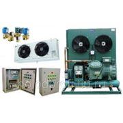Холодильная машина на базе «Bitzer» АККУ-4FC-5.2/84/RLE353B55 180...250 м/куб фото
