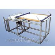 Оборудование для раскроя синтетических тканей фото