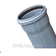 Трубы канализационные полипропиленовые фото