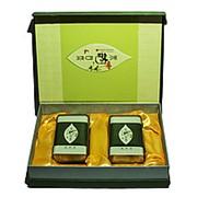 Чай зелёный Лонг Джин подарочный набор 150 г фото