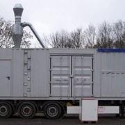 Мобильная установка для производства кормовых и топливных гранул (ПЕЛЛЕТ) фото