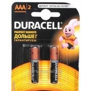 Батарейка Duracell BASIC AAA b2 фото
