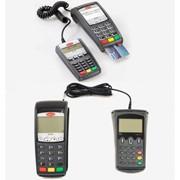 POS-терминал Ingenico ICT220 Ethernet/Dial-up/GSM с выносной клавиатурой для ввода пин-кода IPP 220 Contactless с кабелем Ethernet фото