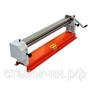 Ручной настольный вальцовочный станок Stalex W01-0.8х610 фото