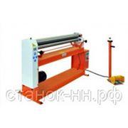 Электромеханический вальцовочный станок Stalex ESR-1300х4.5 фото