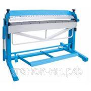 Ручной сегментный листогиб Stalex PBB 2500/1.0 фото