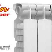 Алюминиевый радиатор Calidor фото