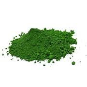 Пигмент (краситель) для плитки и бетона зеленый фото