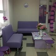 Диван для кафе, салон, зону ожидания , офис мод. Лидер Мах фото